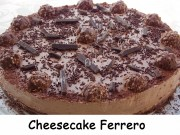 Cheesecake Ferrero Index DSCN2320