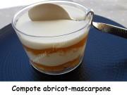 Compote abricot-mascarpone Index DSCN6184