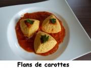 Flans de carottes Index P1010358