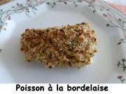 Poisson à la bordelaise Index P1020056