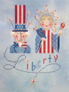 Liberty-Cross-Stitch