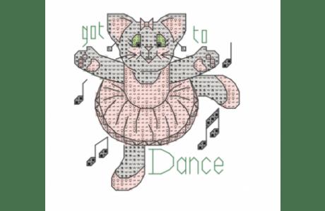 Free Chart – Dancing Kitten