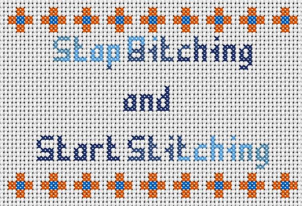 stop-bitching