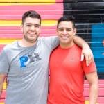 Eugenio Aleman and Victor Pimentel
