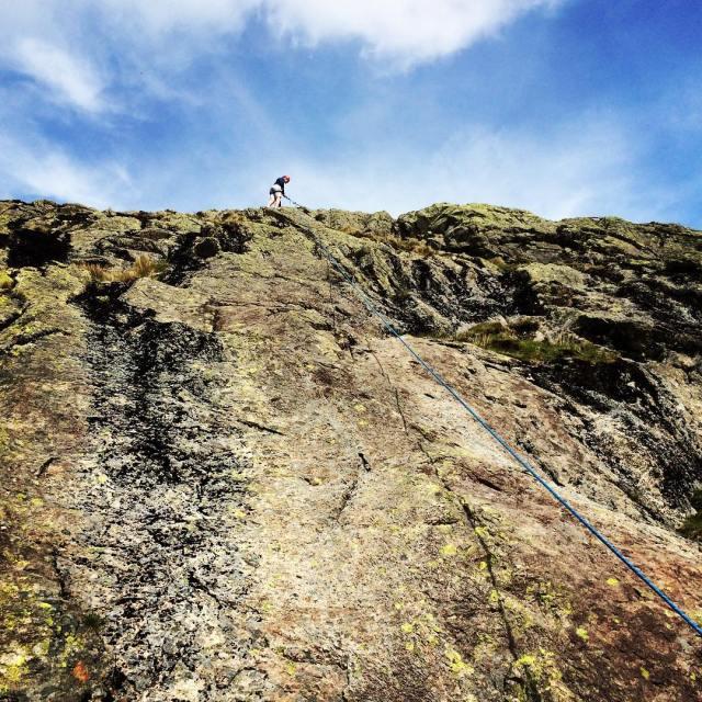 Maybe the last climb of the year crosstheuk training adventurehellip