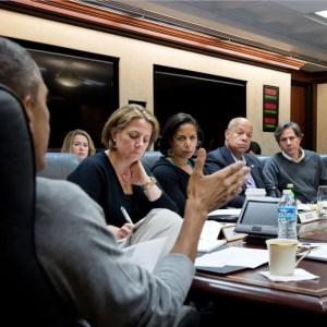 Pete Souza/ The White House via The Washington Post