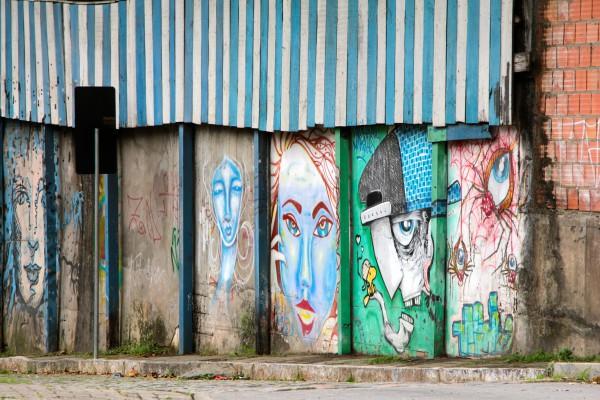 ...und Graffitis
