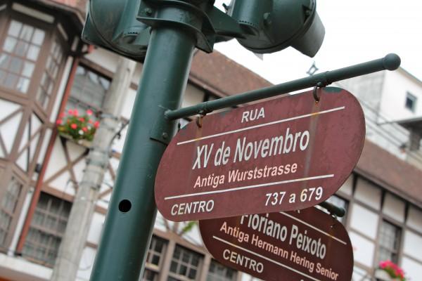 In der ehemaligen Wurststraße