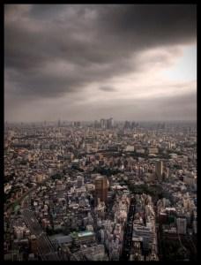 Tokyo fotografiert von Fritz