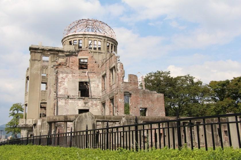 ... und Katastrophen (hier: Hiroshima)