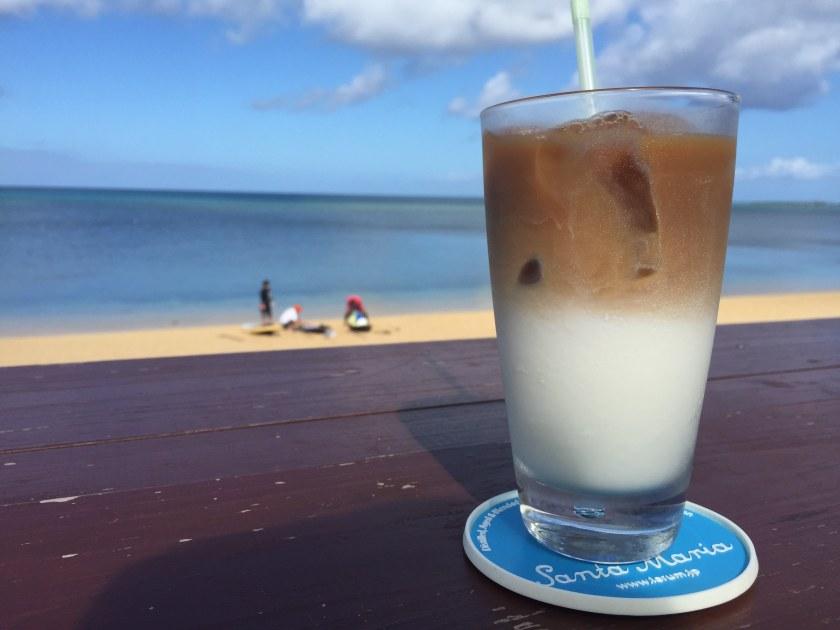 Von wegen kalter Kaffe ist scheiße. (Okinawa)