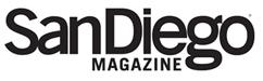 San Diego Magazine logo