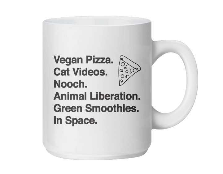 Vegan Loves Mug