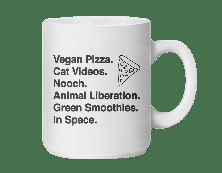 Vegan Loves Mug