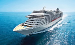 MSC Cruises Deploying 2nd Cruise Ship to China