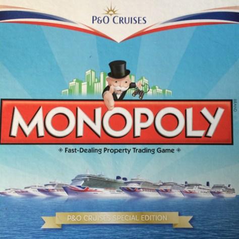 P&O Monopoly
