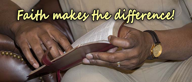 E-Kit: Faith Makes a Difference