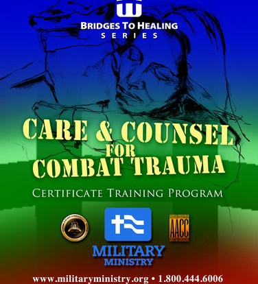 Featured Image for Care & Counsel for Combat Trauma: Certification Workbook