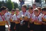 U14 Lancers win Ontario Cup