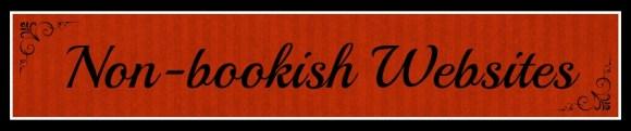Non bookish websites