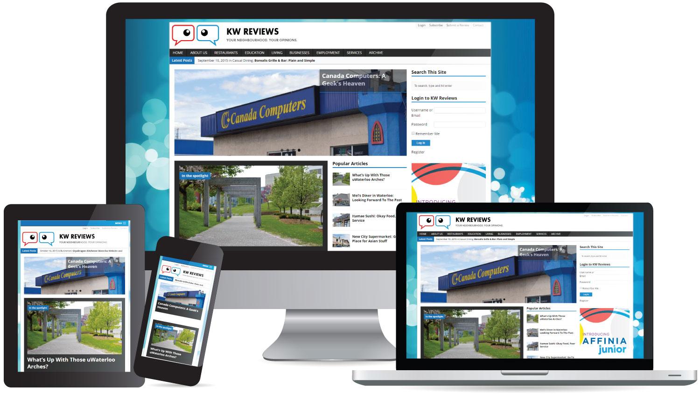 Website Design KW Reviews