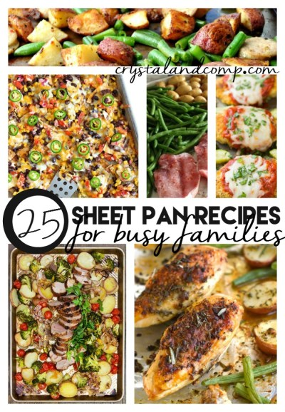 Sheet Pan Recipes
