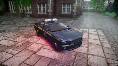 New York State Police Buffalo for GTA 4