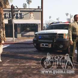 Gta 5 ps3 police mods