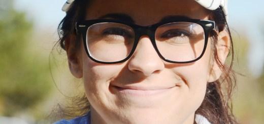 Gabriela Perez, 19, sophomore of Sioux City, Iowa.