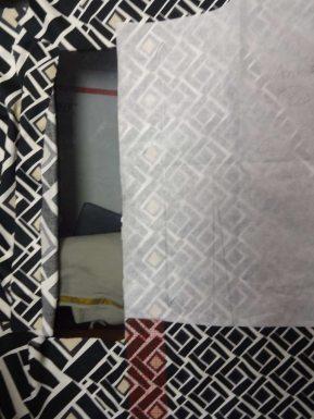 Anna Dress - bodice back pattern piece - csews.com