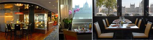 The Novatel Danube Hotel Budapest