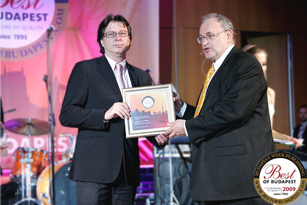 Best of Budapest 2009 Winner - The Implant and Aesthetic Center