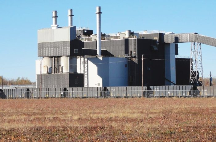 Out with the old, Clear AFS closes coal plant