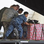 Operation Christmas Drop begins at Guam