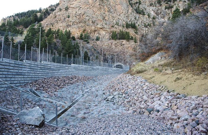 Cheyenne Mountain celebrates end of three year construction project