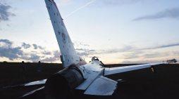 F-16CM Thunderbird accident investigation released