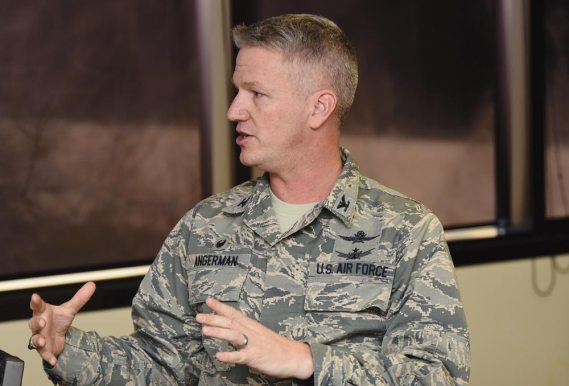 22 SOPS hosts Cyberspace Operations Officer Luncheon