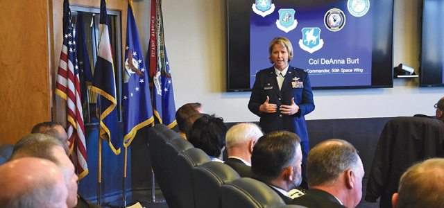 Schriever hosts State of the Base