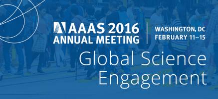 Gano panelist at AAAS Communicating Science Seminar