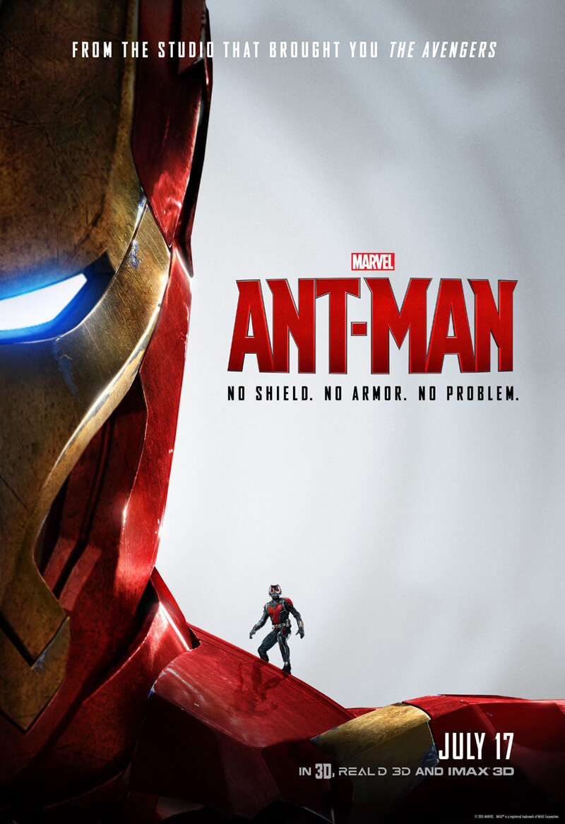 Ant Man 2   sequel rumors  Will Marvel call for the return of Ant     Ant Man poster