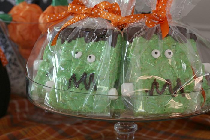 halloween-treats-frankenstein-rice-krispies