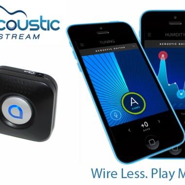 Acoustic Stream