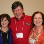 Susie Hausman, Keith Swinehart, Sandy Martinez