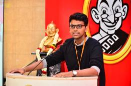 PRESIDENT : CHAKARA RAJAN MADHUSUDHAN