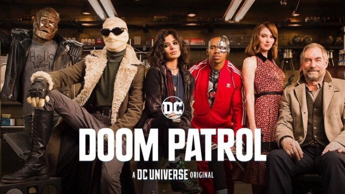 Doom Patrol 1x01Vose Disponible