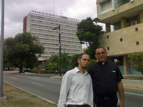 Mario Félix Lleonart Barroso y Ricardo Santiago Medina Salabarria