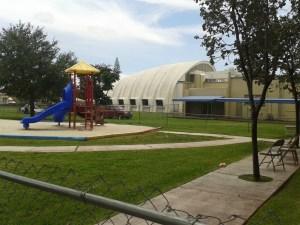 El templo de la Primera Iglesia Bautista de coral Park: ¨La Ballena¨
