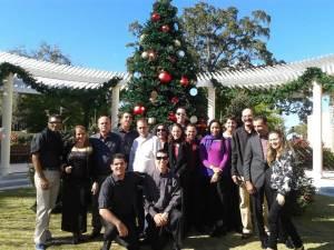Delegación del Instituto Patmos invitada por United for Human Rights a la celebración del 66 Aniversario de la Declaración Universal de los Derechos Humanos