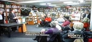 Presentación en @BookTV de Thanassis Cambanis Once Upon a Revolution An Egyptian Story
