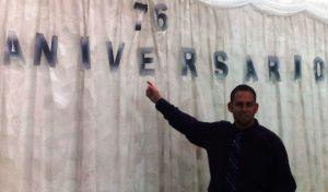 76 Aniversario de la Iglesia Bautista Ebenezer en Taguayabón